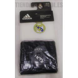 Muñequeras Real Madrid CF Adidas
