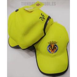Gorra oficial Villarreal CF