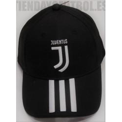 Gorra Juventus Negra Adidas