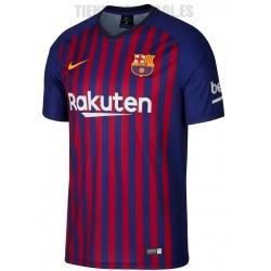 Camiseta oficial 1ª Jr. FC Barcelona Econom. Nike